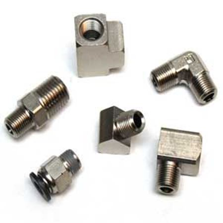Picture for category Nickel Plated Fittings