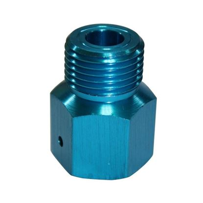 Picture of CO2 Regulator Paintball Tank Adapter