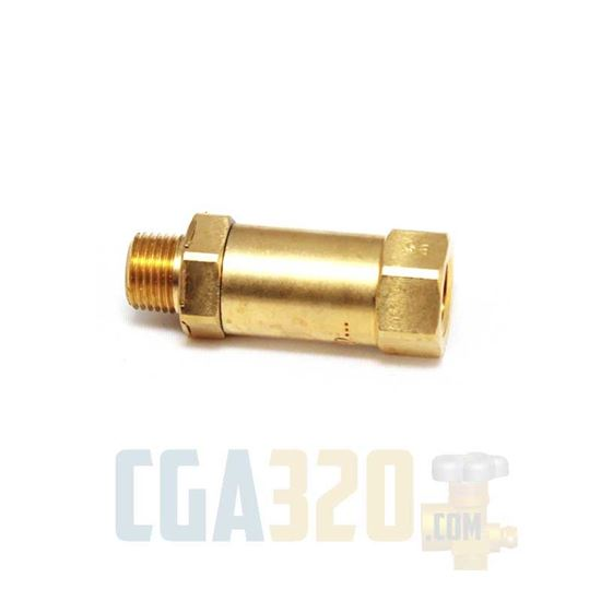 "Picture of 1/8"" NPT Ports Check Valve"