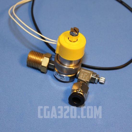 Picture of CO2 Regulator Post Body Kit #2