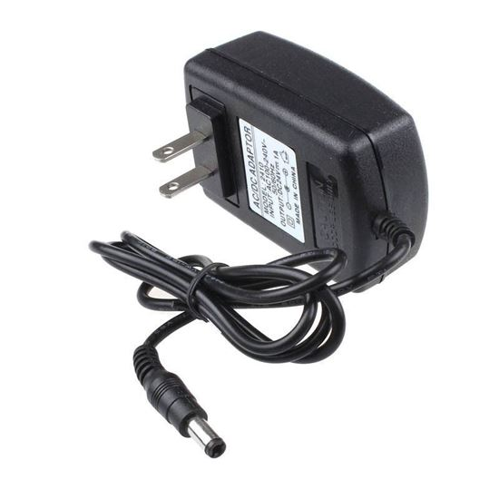 co2 regulator solenoid 24v power adapter