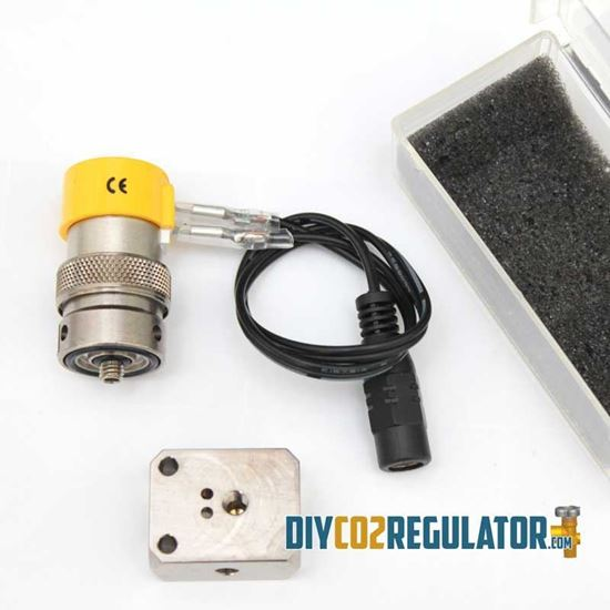 CO2 Regulator PlantedTank.net Solenoid